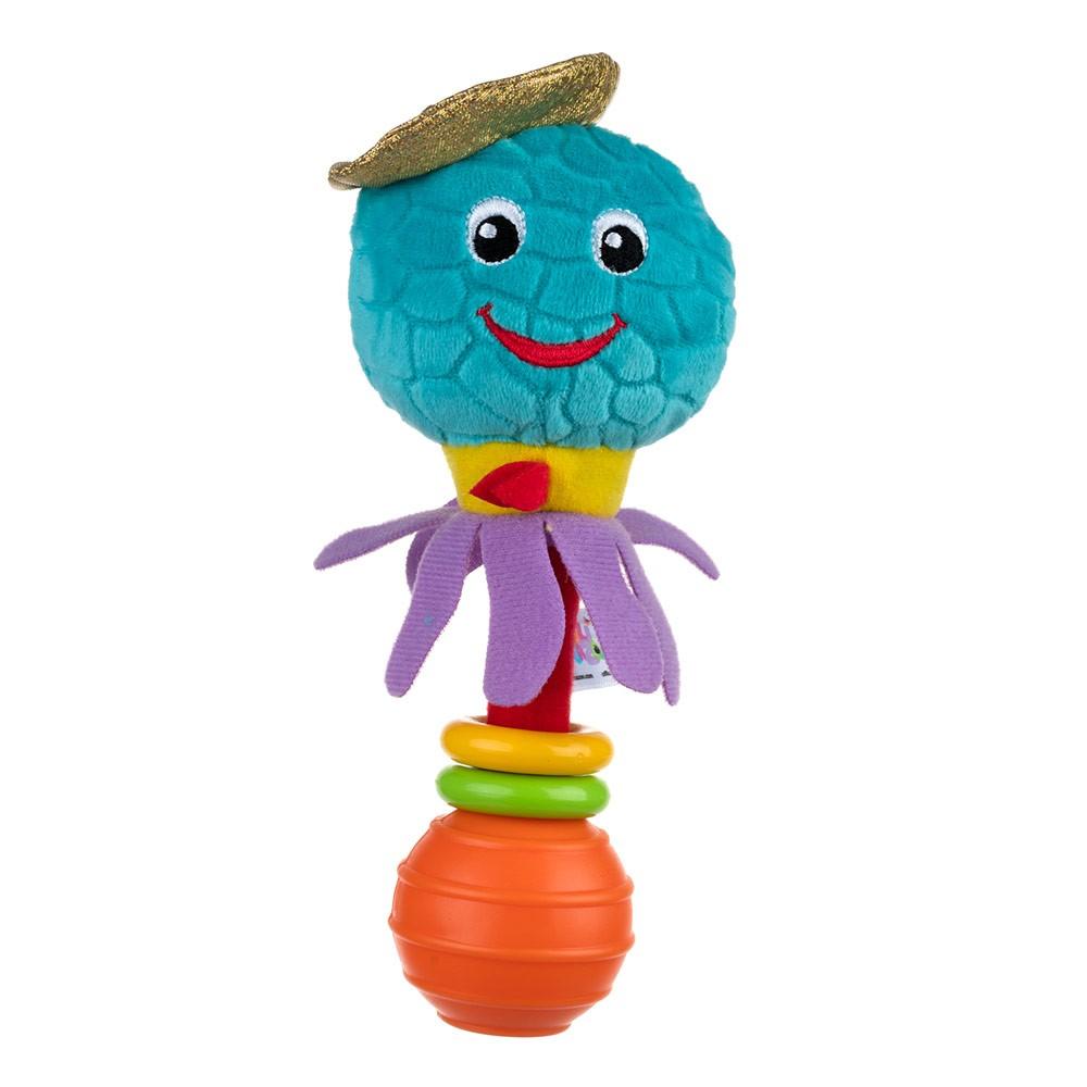 BalibaZoo - chrastítko Chobotnice Ophelia, od 0m